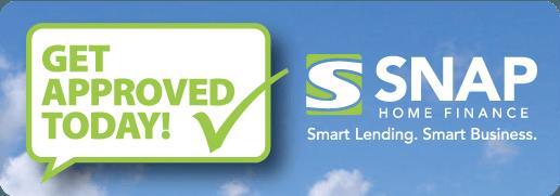 Snap financing application