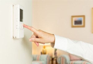 thermostat heating control