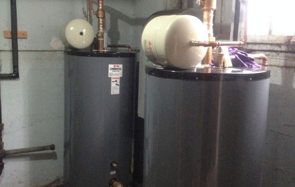 Commercial Hot Water Tanks