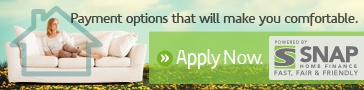 snap financial banner