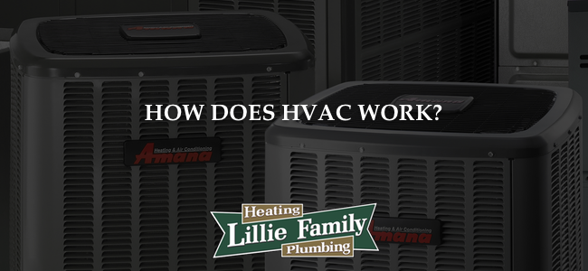 How does an hvac system work lillie family heating for How does plumbing work