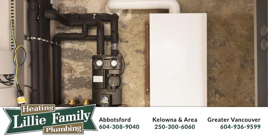 Residential boiler service
