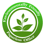 Paperless Company Logo